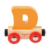 Rail Name Letter D (Orange)