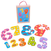1-9 Number Puzzles