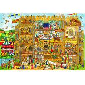 Castle Floor Puzzle (48 Piece)