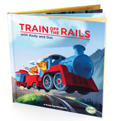 Train Off the Rails Storybook