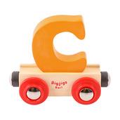 Rail Name Letter C (Orange)