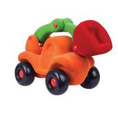 Large Bully the Bulldozer (Orange)