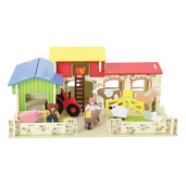 Heritage Playset Meadow Farm