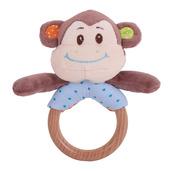 Cheeky Monkey Ring Rattle