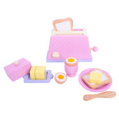 Candy Floss Breakfast Set