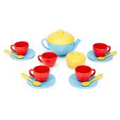 Tea Set (Blue Teapot)