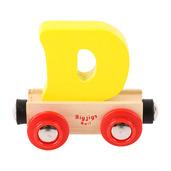 Rail Name Letter D (Yellow)