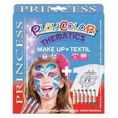 Basic Make Up Pocket 5g + Textil One 10g (Princess Set)