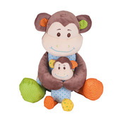 Cheeky Monkey 34cm Soft Plush Toy
