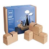Bloks Big Interlocking Cardboard Building Blocks (96 Blocks)