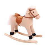 Cord Rocking Horse