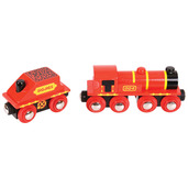 Big Red Engine