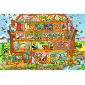 Noah's Ark Floor Puzzle (96 Piece)