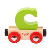 Rail Name Letter C (Green)