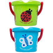 Wildlife Bucket (Pack of 2 - Butterfly and Ladybird)