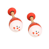 Animal Maracas (One Pair - Ladybird)