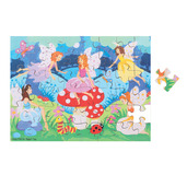 Enchanted Fairies Puzzle (48 Piece)