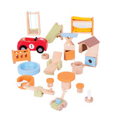 Heritage Playset Doll Furniture Set (Home and Garden)