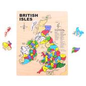 British Isles Inset Puzzle