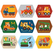Construction Memory Game
