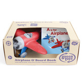Airplane and Board Book