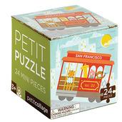 San Francisco Trolley Petit Puzzle