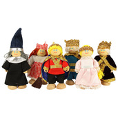 Heritage Playset Fairy Tale Doll Set