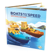 Boats Built for Speed Storybook