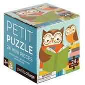 Reading Owls Petit Puzzle