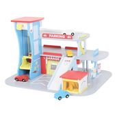 Heritage Playset City Auto Centre