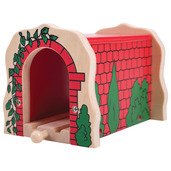 Red Brick Tunnel