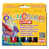 Basic One 10g (Pack of 6 - Assorted Colours)