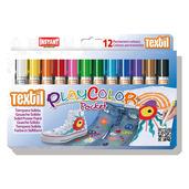 Textil Pocket 5g (Pack of 12 - Assorted Colours)