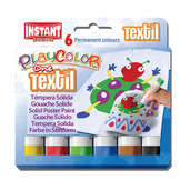Textil One 10g (Pack of 6 - Assorted Colours)