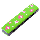 Snazzy Harmonica (Green)