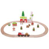 Winter Wonderland Train Set