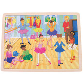 Ballet Tray Puzzle (35 Pieces)