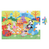 Picnic in the Park Puzzle (48 Piece)