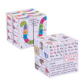 Key Stage 1 Cube Book Pack - Add & Subtract and Spelling Cubes