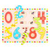 Inset Puzzle Numbers