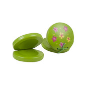 Snazzy Castanets (One Pair - Green)