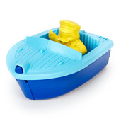 Launch Boat (Blue)