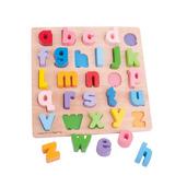 Chunky Alphabet Puzzle (Lowercase)