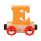 Rail Name Letter E (Orange)