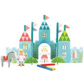 Colour In Castle Pop-Out
