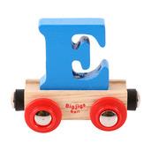 Rail Name Letter E (Blue)