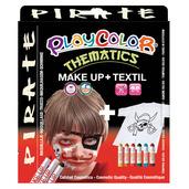 Basic Make Up Pocket 5g + Textil One 10g (Pirate Set)