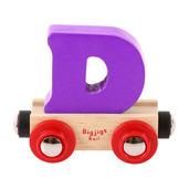 Rail Name Letter D (Purple)