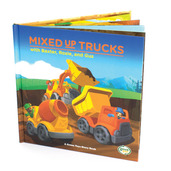 Mixed-Up Trucks Storybook