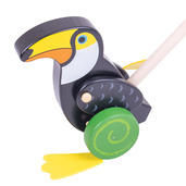 Push Along (Toucan)